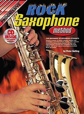 Rock Saxophone Method - Gelling, Peter