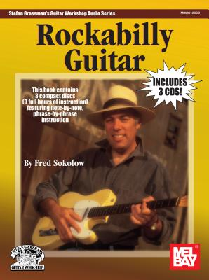 Rockabilly Guitar - Sokolow, Fred