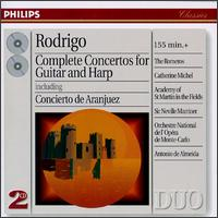 Rodrigo: Complete Concertos for Guitar and Harp - Academy of St. Martin-in-the-Fields; Angel Romero (guitar); Barry Davis (horn); Catherine Michel (harp); Los Romeros;...
