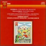 Rodrigo: Concerto de Aranjuez; Villa-Lobos: Five Preludes