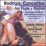 Rodrigo: Concertos for Flute & Guitar