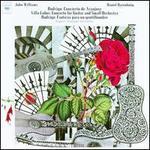 Rodrigo: Concierto de Aranjuez; Fantas�a para un gentilhombre; Villa-Lobos: Concerto for Guitar