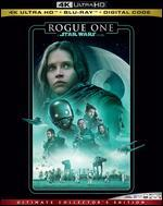 Rogue One: A Star Wars Story [Includes Digital Copy] [4K Ultra HD Blu-ray/Blu-ray]