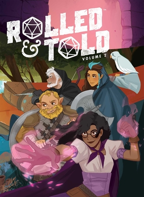 Rolled and Told Vol. 2, Volume 2 - Reed, Mk