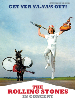 Rolling Stones -- Get Yer Ya-Ya's Out!: The Rolling Stones in Concert (Authentic Guitar Tab) - Rolling Stones, The
