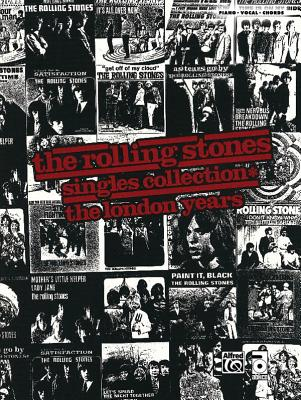 Rolling Stones -- Singles Collection* the London Years: Piano/Vocal/Chords - Rolling Stones, The