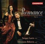 Romance: Western Poets in Russian Music, Vol. 2