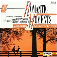 Romantic Moments, Vol. 6: Mozart - Angelica Berger (harp); Béla Kovács (clarinet); Daniel Gerard (piano); Hans Friedrich (flute);...