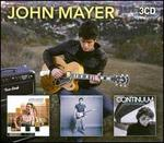 Room for Squares/Heavier Things/Continuum - John Mayer