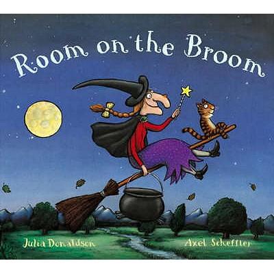 Room on the Broom: Big Book - Donaldson, Julia