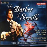 Rossini: Barber of Seville - Alan Opie (baritone); Andrew Shore (baritone); Bruce Ford (tenor); Christopher Ross (bass); Della Jones (mezzo-soprano);...