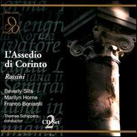 Rossini: L'Assedio di Corinto - Beverly Sills (soprano); Franco Bonisolli (vocals); Giovanni Foiani (vocals); Justino Diaz (vocals);...