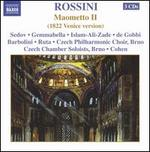 Rossini: Maometto II (1822 Venice version)