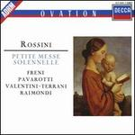 Rossini: Petite Messe Solennelle; Pergolesi: Stabat Mater