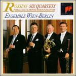 Rossini: Six Quartets