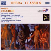 Rossini: Tancredi - Anna Maria di Micco (vocals); Collegium Instrumentale Brugense; Ewa Podles (vocals); Ewald Demeyere (harpsichord);...