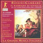 Rossini: The Barber of Seville (or Voice & String Quartet)