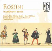 Rossini: The Barber of Seville - Beverly Sills (soprano); Fedora Barbieri (mezzo-soprano); John Constable (harpsichord); Joseph Galiano (baritone);...