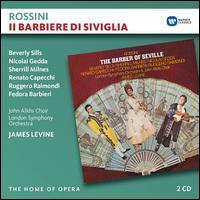Rossini: The Barber of Seville - Beverly Sills (vocals); Fedora Barbieri (vocals); John Constable (harpsichord); Joseph Galiano (vocals);...