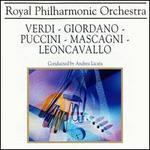 Royal Philharmonic Orchestra: Verdi; Giordano; Puccini...