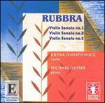 Rubbra: Violin Sonatas