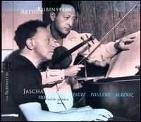 Rubinstein Collection, Vol. 7 - Arthur Rubinstein (piano); Jascha Heifetz (violin)