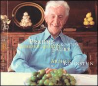 Rubinstein Collection, Vol. 74 - Arnold Steinhardt (violin); Arthur Rubinstein (piano); David Soyer (cello); John Dalley (violin); Michael Tree (viola)