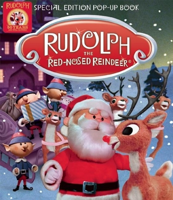 Rudolph the Red-Nosed Reindeer Pop-Up Book - Marsoli, Lisa