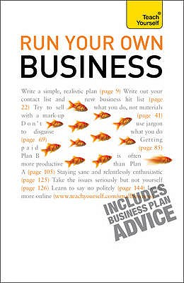 Run Your Own Business: Teach Yourself - Duncan, Kevin