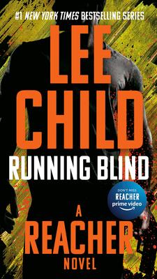 Running Blind - Child, Lee, New