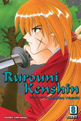 Rurouni Kenshin, Vol. 8 (Vizbig Edition) -
