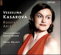 Russian Arias - Vesselina Kasarova (mezzo-soprano); Baden-Badener Philharmonie; Pavel Baleff (conductor)