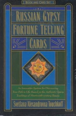 Russian Gypsy Fortune Telling Cards - Touchkoff, Svetlana A
