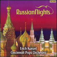 Russian Nights - Richard Hawley (clarinet); Timothy Lees (violin); Cincinnati Pops Orchestra; Erich Kunzel (conductor)