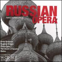 Russian Opera: Masterworks - Alexander Baturin (vocals); Alexander Pirogov (vocals); Alexandra Turtshina (vocals); Alexei Ghelieva (vocals);...