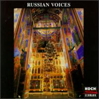 Russian Voices - Moscow Choral Academy; Church of the Dormition Choir (choir, chorus); Holy Trinity Monastery Choir (choir, chorus);...