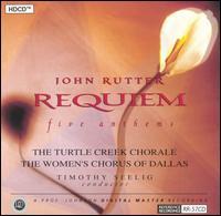 Rutter: Requiem / Anthems - John Rutter & Turtle Crew