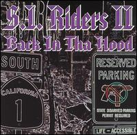 S.I. Riders, Vol. 2: Back in Tha Hood - S.I. Riders