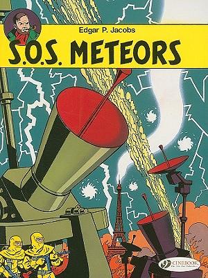 S.O.S. Meteors: Mortimer in Paris - Jacobs, Edgar P