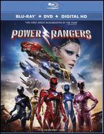 Saban's Power Rangers [Blu-ray/DVD] [2 Discs]