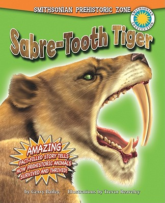 Sabre-Tooth Tiger - Bailey, Gerry