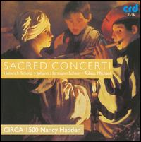 Sacred Concerti - Catherine Mackintosh (violin); Circa 1500; Elizabeth Walker (recorder); Elizabeth Walker (renaissance flute);...