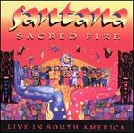 Sacred Fire: Santana Live in South America