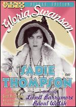 Sadie Thompson - Raoul Walsh; William Cameron Menzies