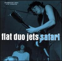 Safari - Flat Duo Jets