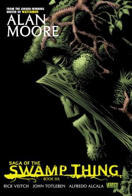 Saga of the Swamp Thing Book Six - Moore, Alan