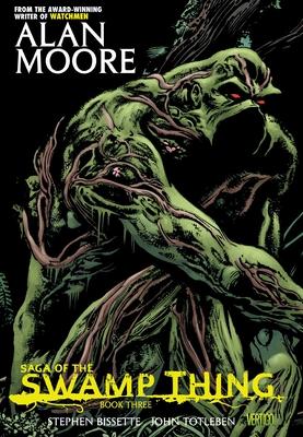 Saga Of The Swamp Thing Book Three - Moore, Alan