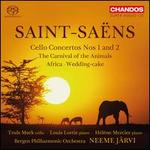 Saint-Sa�ns: Cello Concertos Nos. 1 and 2; The Carnival of the Animals; Africa; Wedding-cake