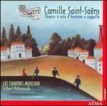 Saint-Saëns: Choeurs à voix d'hommes a cappella