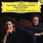 Saint-Saëns, Lalo: Cello Concertos; Bruch: Kol Nidrei
